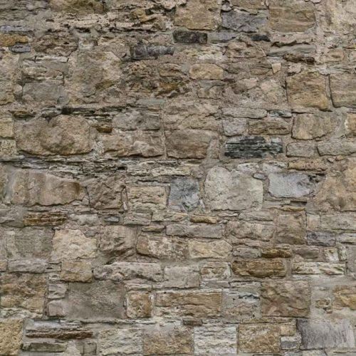 Castle Stone Wallpaper from AboutMurals.ca